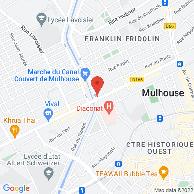 76 rue Franklin, 68200 Mulhouse