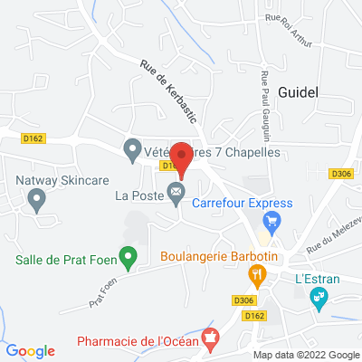Bar le Prat Pell - Place Louis Le Montagner, 56520 Guidel