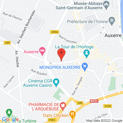 26 rue d'Egleny, 89000 Auxerre