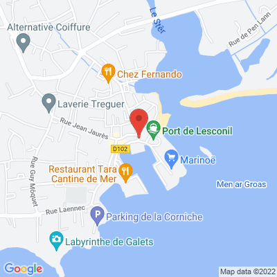 place du Port, 29740 Plobannalec-Lesconil