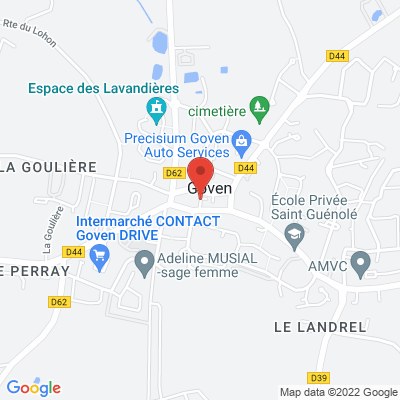 place saint martin, 35580 Goven