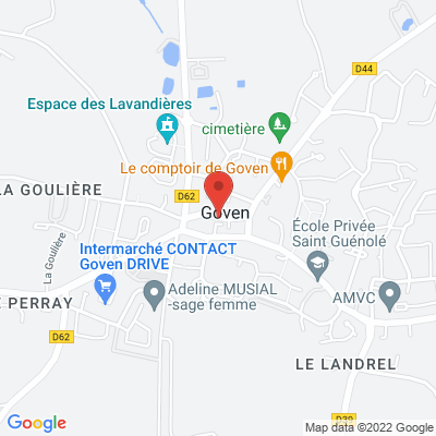 place de la mairie, 35580 Goven