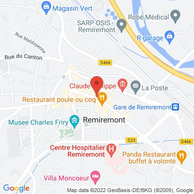 LE SPORTING 49 RUE CHARLES DE GAULLE, 88200 Remiremont