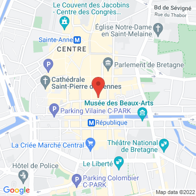Bar «  le Picadilly » place de la mairie, 35000 Rennes