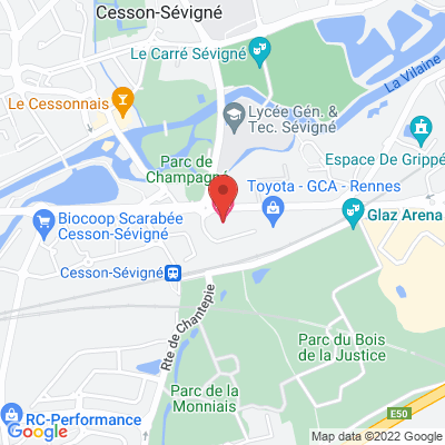 Zoom Bordage, 35510 Cesson-Sévigné