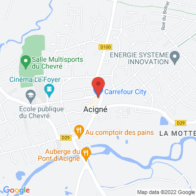 CARREFOUR CITY, 35690 Acigné