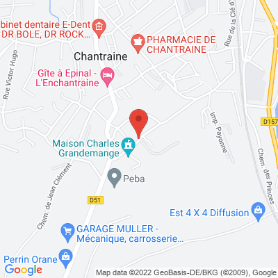 43 rue Jules Ferry, 88000 Chantraine