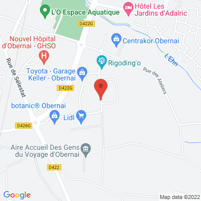 12 rue de l'expension, 67210 Obernai