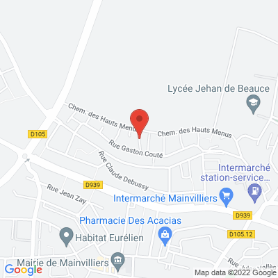 130 Rue Gaston Gouté, 28001, France
