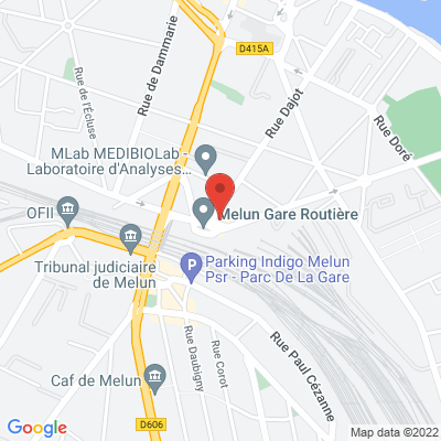 1 Place GAllieni, 77000 Melun