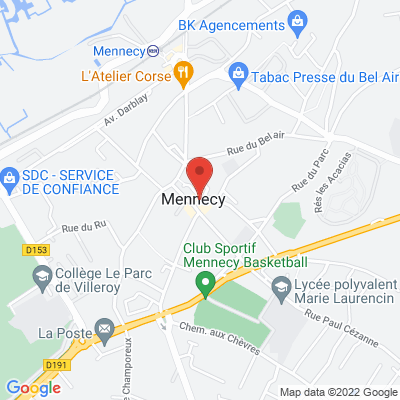 place de la mairie, 91540 Mennecy