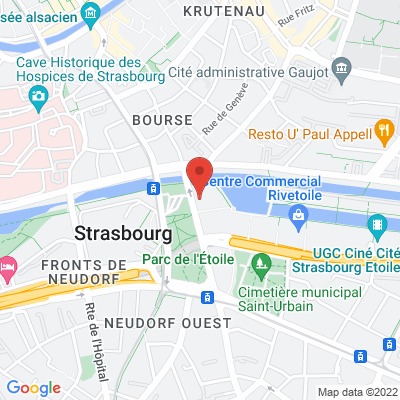 1 Place Dauphine, 67076 Strasbourg, France