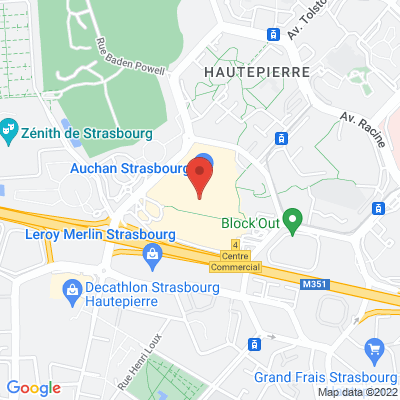 6 PLACE ANDRE MAUROIS 67200 STRASBOURG., 67200 Strasbourg