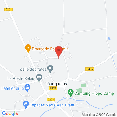 2 Bis Rue de Champrenard, 77540 Courpalay
