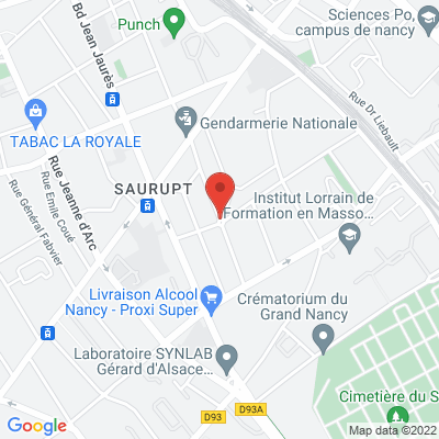 Rue des Brices, 54000 Nancy