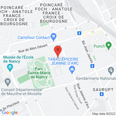 Avenue Boffrand, 54000 Nancy