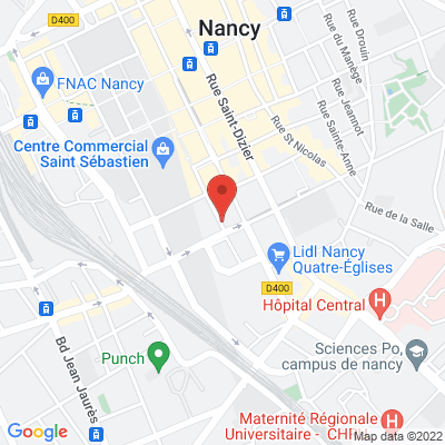 63 Rue des Ponts, 54000 Nancy