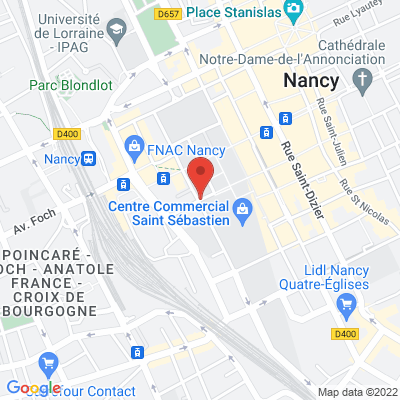 Rue Saint Thiébaut, 54000 Nancy