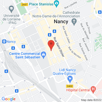 19 Place Charles Trois, 54000 Nancy