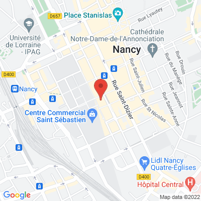 Place Charles III, 54000 Nancy