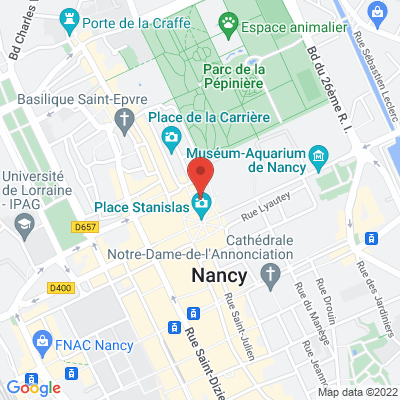 20 rue Héré, 54000 Nancy