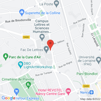 5 boulevard Albert 1Er, 54000 Nancy