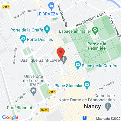 Place St EPVRE, 5400, France