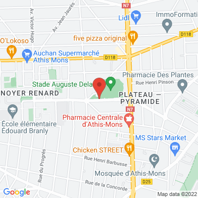 Club House Football, 94260 Fresnes