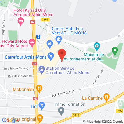 33 rue Camille Flammarion, 91200 Athis-Mons