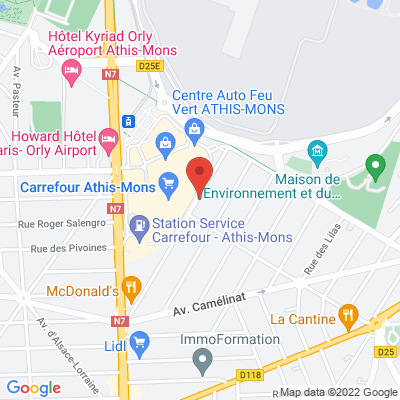 33 BIS RUE CAMILLE FLAMMARION, 91200 Athis-Mons