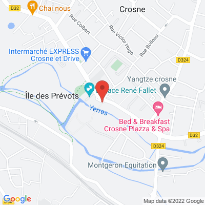 Place Boileau, 91560 Crosne