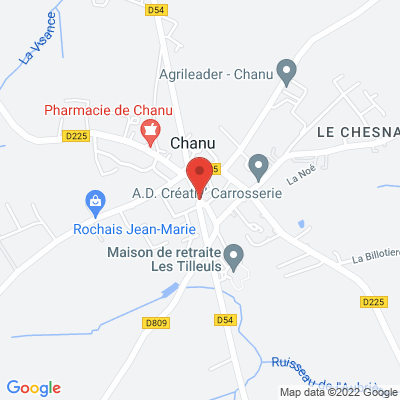 Place Leharivel Durocher, 61800 Chanu