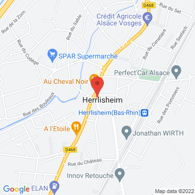1 Rue d'Offendorf 67850 Herrlisheim France, 67850 Herrlisheim