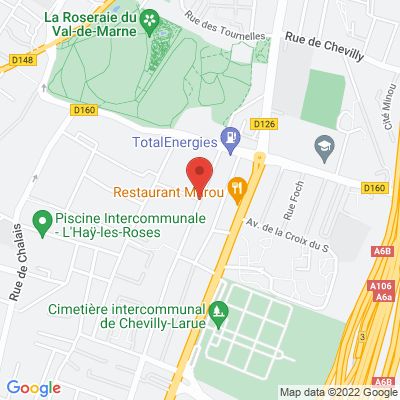 RUE ALBERT THURET, 94550 Chevilly-Larue