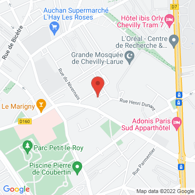 place nelson mandela, 94550 Chevilly-Larue