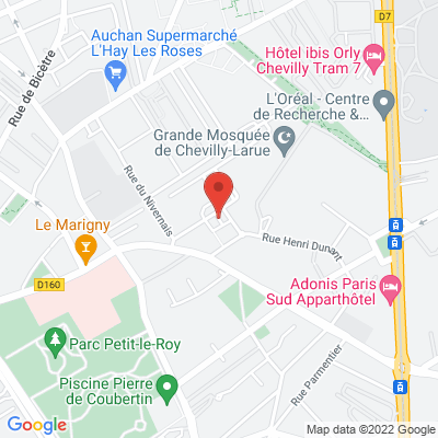 Place Nelson Mandela Chevilly-Larue, 94550 Chevilly-Larue