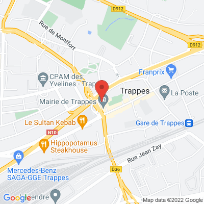 Place ancienne Mairie, 78190 Trappes