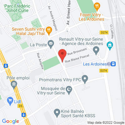 48 rue de choisy, 94400 Vitry-sur-Seine