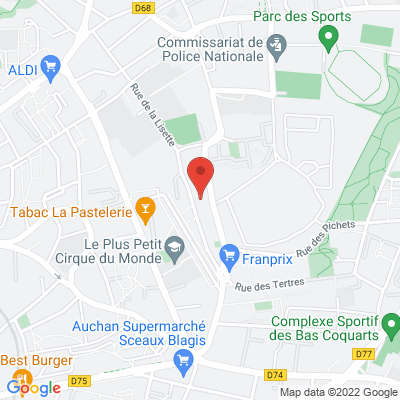 9 ter des cuvrons, 92220 Bagneux