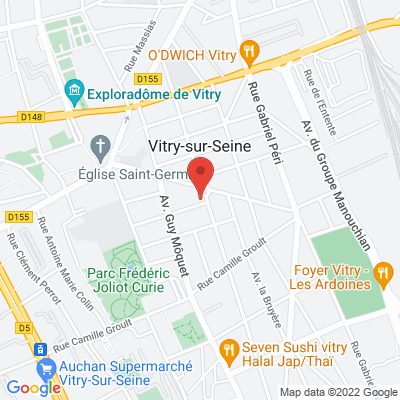Vitry FADA - 5 place du 19 mars 1962, 94400 Vitry-sur-Seine