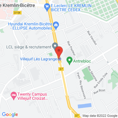 32 avenue de Paris (restaurant le Barbaresco), 94800 Villejuif