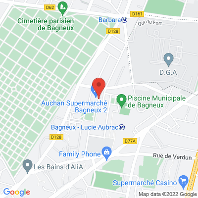 Rue turin, 92220 Bagneux