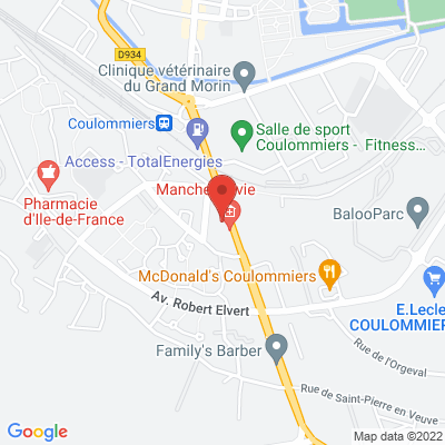 22 avenue du Strasbourg, 77120 Coulommiers