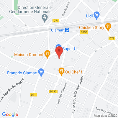 6 Rue Pierre Baudry, 92140, France