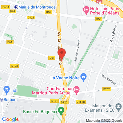 105 avenue Aristide Briand, 92120 MONTROUGE, France