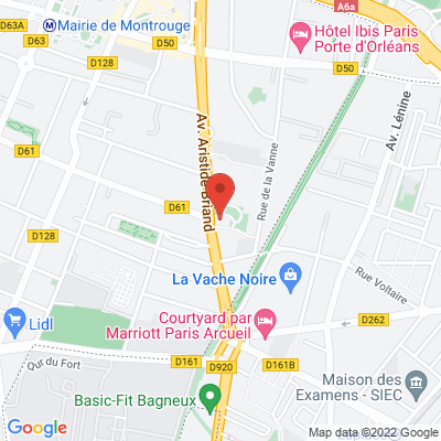 Maison des Associations 105 Av Aristide Briand, 92120 Montrouge