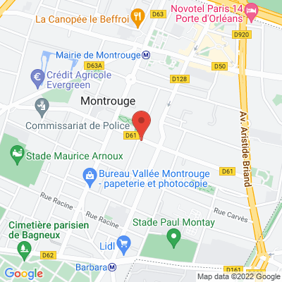 11 B avenue Verdier, 92120 Montrouge