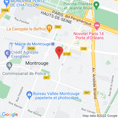 1 rue Victor Hugo, 92120 Montrouge
