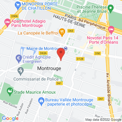 47 rue Louis Rolland, 92120 Montrouge