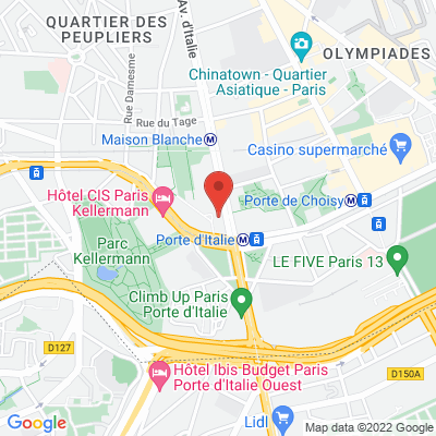 190 Avenue d'Italie, 75013 Paris 13e